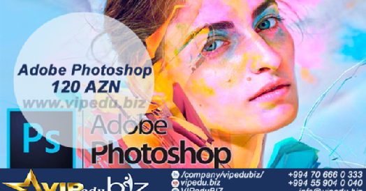 Adobe Photoshop kursları
