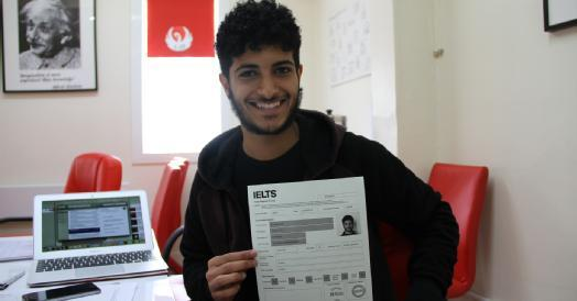 IELTS General or Academic kursları