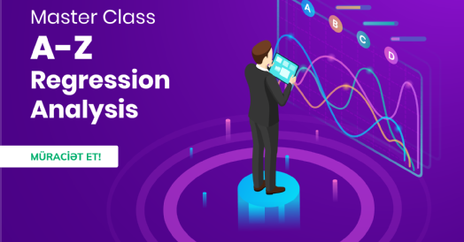 Master Class: A-Z Regression analysis
